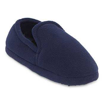 Arizona Little & Big Boys Slip-On Slippers