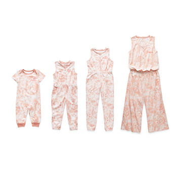 Sleep Chic Mommy & Me Tie-Dye Dreams Pajamas