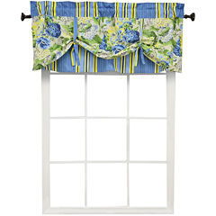 Waverly® Floral Flourish Valance