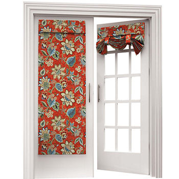 36 - Door Panel Curtains