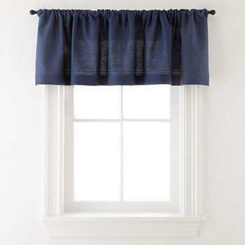 Kitchen Curtains Valances For Window Jcpenney