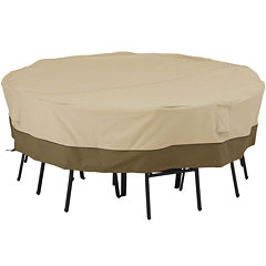 Classic Accessories® Veranda Large Square Table and Chairs Cover