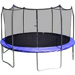 Skywalker Trampolines 12' Round Trampoline with Enclosure Net