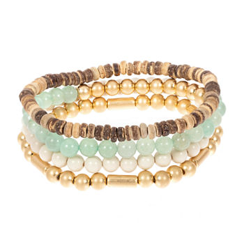 a.n.a 4-pc. Stretch Bracelet