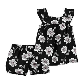 Carter's Toddler Girls 2-pc. Short Set