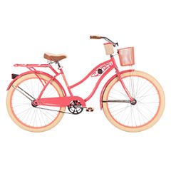 Huffy Deluxe 26In Women's Classic Cruiser