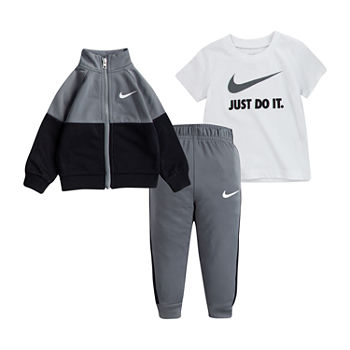 Nike Toddler Boys 3-pc. Pant Set