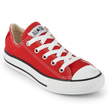 Converse Boys Shoes Red