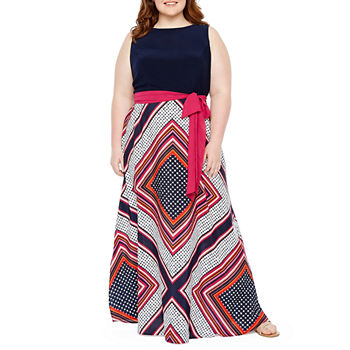 London Times Plus Size Dresses for Women - JCPenney
