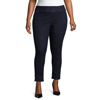 b29b8fc5a999 CLEARANCE Plus Size Jeans for Women - JCPenney