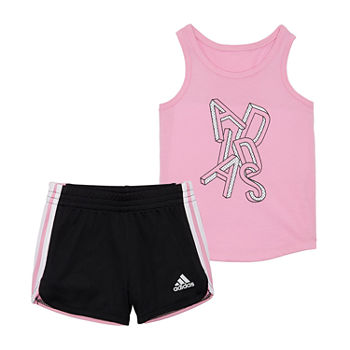 d157e7fdc Adidas Girls Activewear for Kids - JCPenney