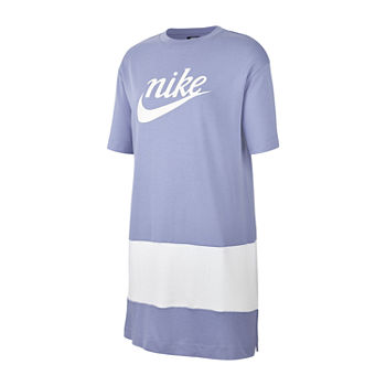 Nike Short Sleeve T-Shirt Dress