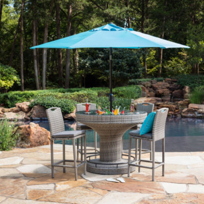Outdoor Table With Umbrella Summer Buy More And Save With Code