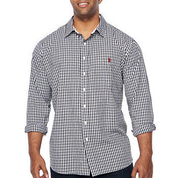 ab2d2f636c52 CLEARANCE Casual Black Shirts for Men - JCPenney