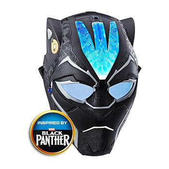 Marvel Black Panther Vibranium Fx Mask