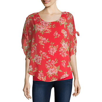 9094f1db2a44df Alyx Red Tops for Women - JCPenney