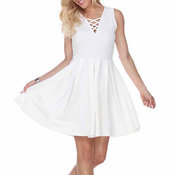 bc97fd5328 Casual White Dresses for Women - JCPenney