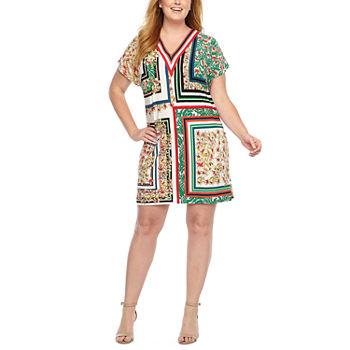 7adf226ff7e Plus Size Shift Dresses Dresses for Women - JCPenney