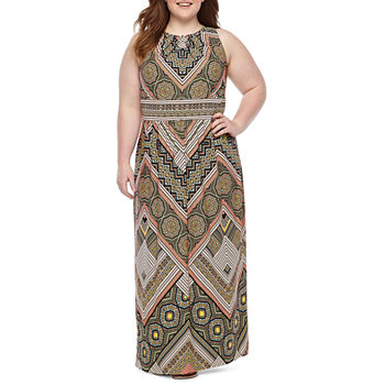 Plus Size Maxi Dresses - Shop JCPenney, Save & Enjoy Free Shipping