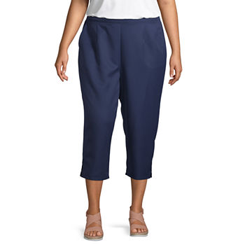 bfa9bf87350ff Plus Size Pants for Women - JCPenney