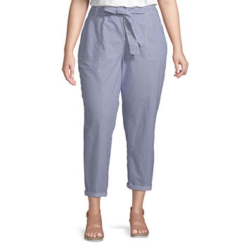 906b0a3f Plus Size Pants for Women - JCPenney