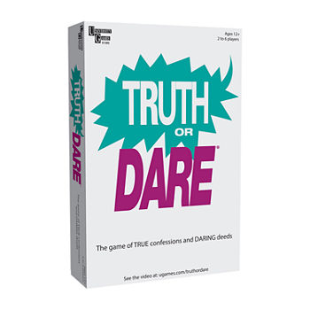 University Games Truth Or Dare Card Game