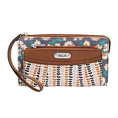 Relic® Heidi Wristlet Checkbook Wallet