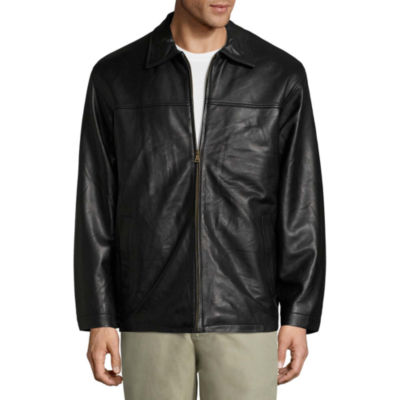 Best men's leather car coat