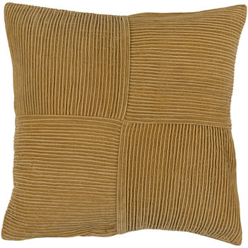 Down Filled Orange Pillows Throws For The Home JCPenney Adorable Down Filled Decorative Pillows
