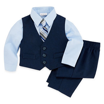 Blue Baby Boy Clothes 0-24 Months for Baby - JCPenney 72faf2390