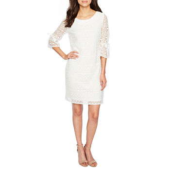 576850ae824e CLEARANCE White Dresses for Women - JCPenney