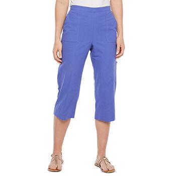 aee495fcf4e3 Women's Capris | Crop Pants for Women | JCPenney