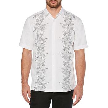 bd251924d Cubavera Mens Short Sleeve Button-Front Shirt Big and Tall. Add To Cart.  Few Left