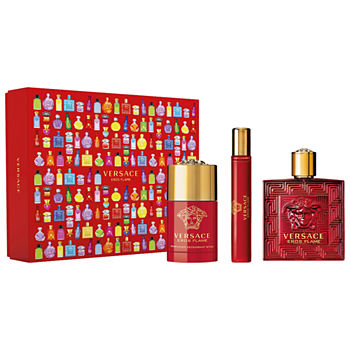 Versace Eros Flame Cologne Gift Set