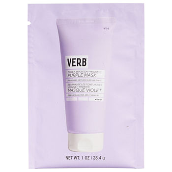 Verb Mini Purple Toning + Hydrating Hair Mask