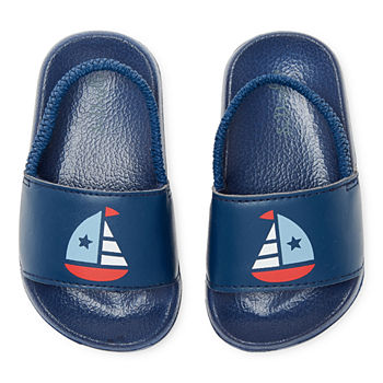 So Adorable Boys Strap Sandals