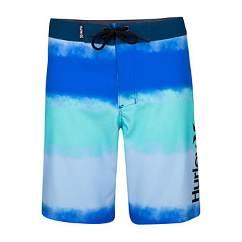 Hurley Big Boys Tie Dye Board Shorts