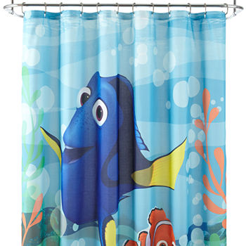 Disney Shower Curtains For Bed Bath