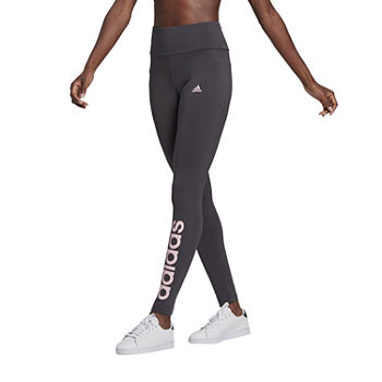 adidas Womens High Rise Full Length Leggings