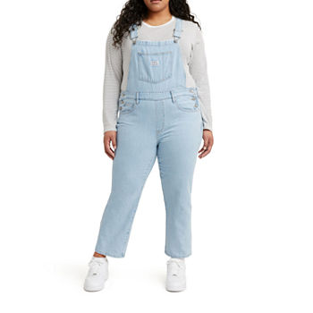 Levi's Everyday Sleeveless Overalls-Plus