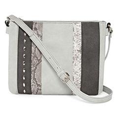 Latique Misty Crossbody Bag