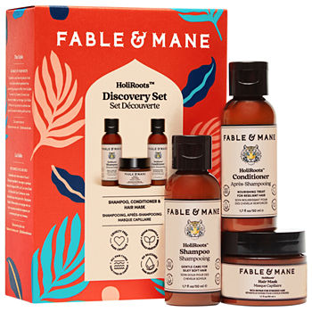 Fable & Mane HoliRoots™ Discovery Set ($24.00 Value)