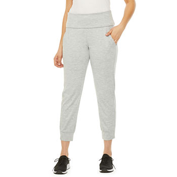 Xersion Womens Mid Rise Jogger Pant
