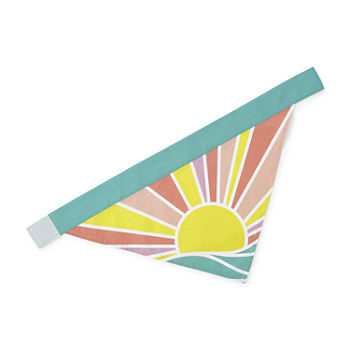 Paw And Tail Dog Sun Pet Bandana