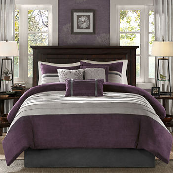 Madison Park Kennedy 7-pc. Comforter Set