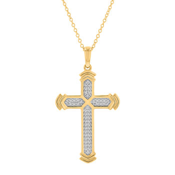 1d92c32ab79 Cross Necklaces and Pendants - Religious Jewelry - JCPenney