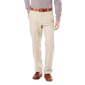 ef6a77a7de10 Big Tall Size Flat Front Pants for Men - JCPenney