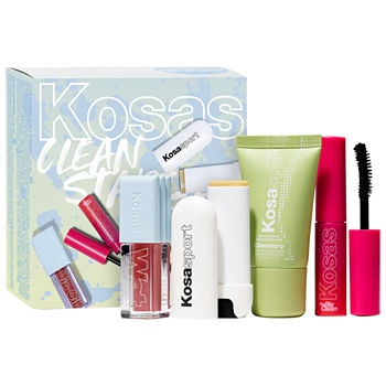 Kosas Mini Clean Start Set: Full Face Bestseller Edition