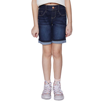 Ymi Big Girls Stretch Bermuda Short