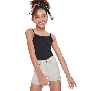 Ymi Big Girls Stretch Shortie Short